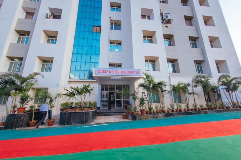 Odisha COVID Hospital