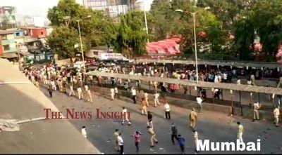 Mumbai-Chaos