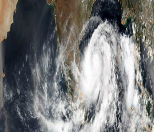 Cyclone Odisha