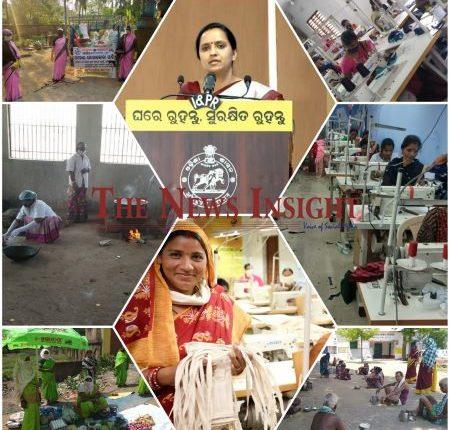 Sujata-Karthikeyan-Mission Shakti SHGs