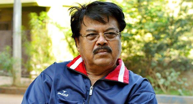 Odia Film Actor Bijay Mohanty