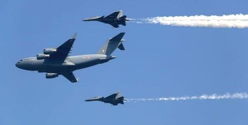 Indian Air Force LAC Ladakh