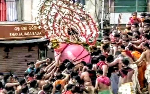 Puri Ratha Jatra Sevayat