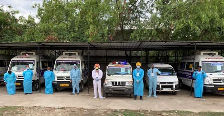Jitender Singh Shunty Team
