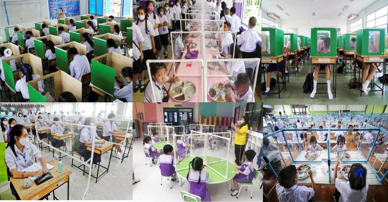 Thailand Schools Coronavirus