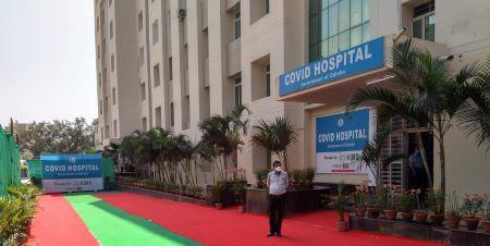 KIMS COVID Hospital