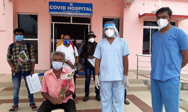 Odisha corona recovery