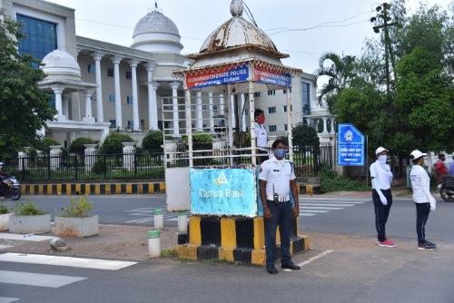 Bhubaneswar Lockdown
