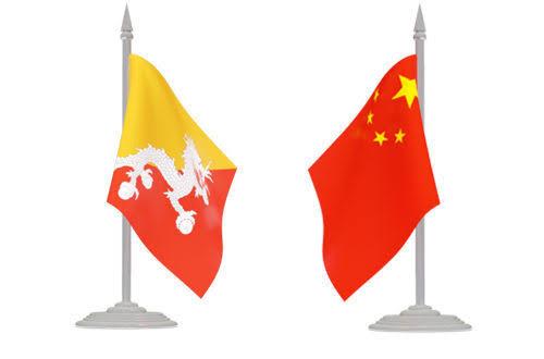 China Bhutan