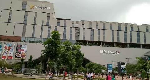 Esplanade Bhubaneswar