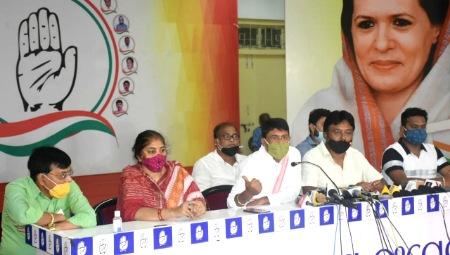 Odisha Congress School Fee Hike