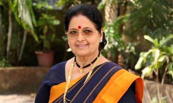 Ashalata Wabgaonkar dies of covid-19