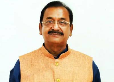 BJP Odisha President Samir Mohanty