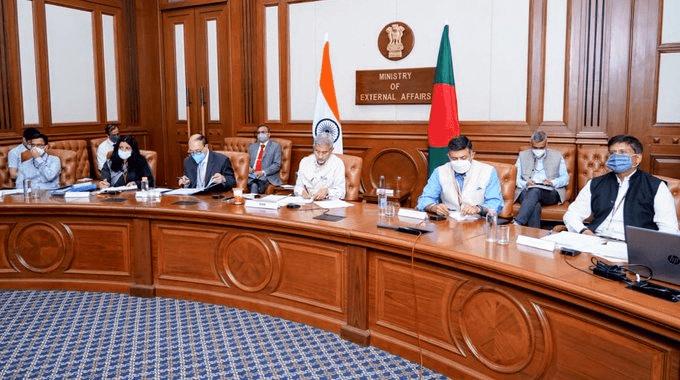 India-Bangladesh JCC Meet
