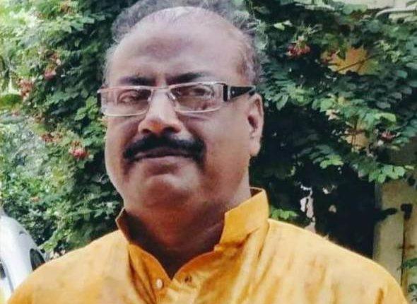 Sambad Publisher Bijay Patnaik
