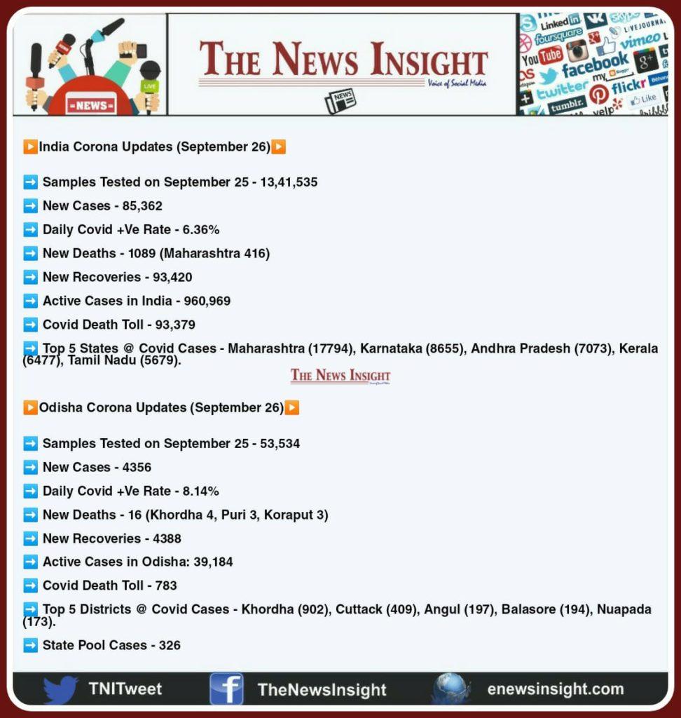 TNI Morning News Headlines