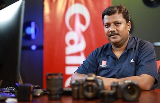 Video Editor Rudra Prasad Mohapatra