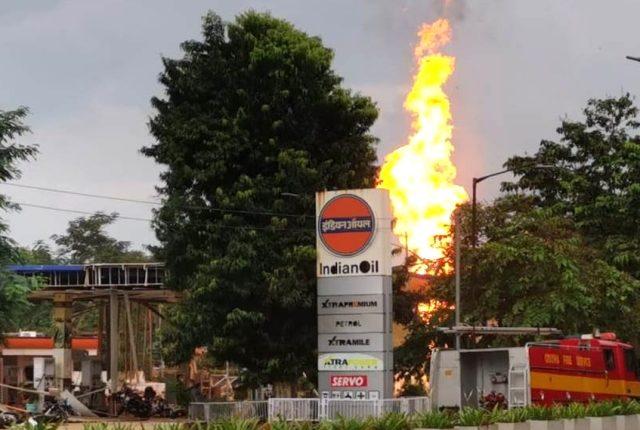 Bhubaneswar petrol pump blast-DNA reports confirm death of Simanchal at site