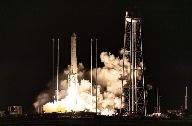 NASA lifts off SS Kalpana Chawla cargo spacecraft