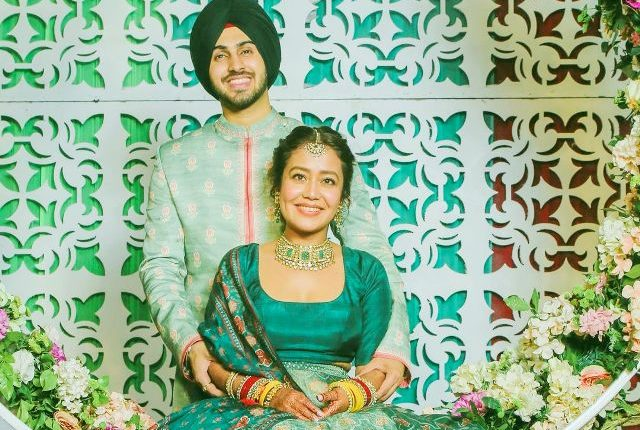 Neha Kakkar ties the knot with Rohanpreet Singh