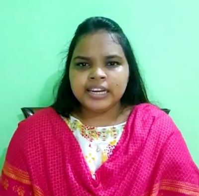 Chandrani Murmu Ramesh Rath