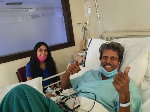 Kapil Dev Hospital