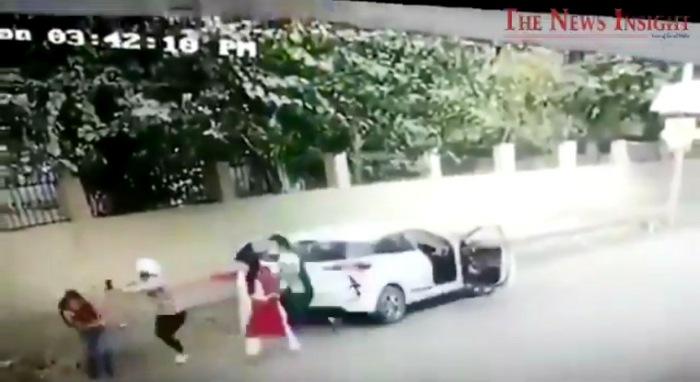 Ballabgarh Shooting Murder Haryana
