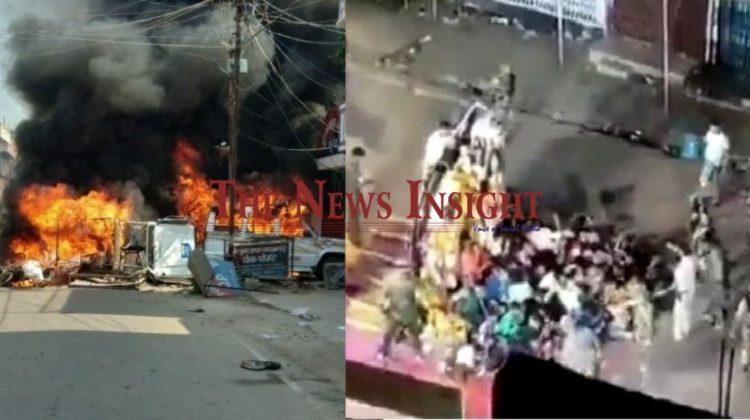 Munger Violence Bihar