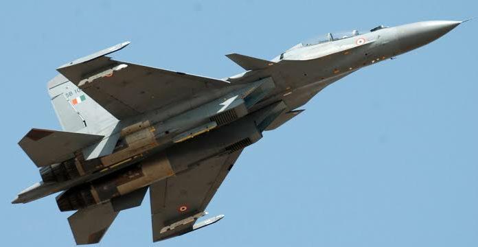 BrahMos Strike Mission Su-30MKI