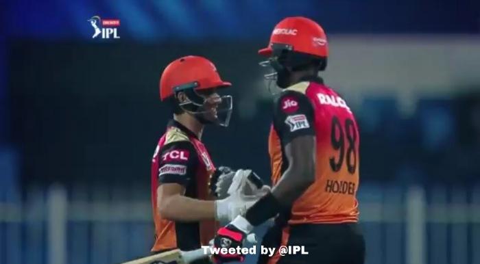 Sunrisers Hyderabad beat RCB