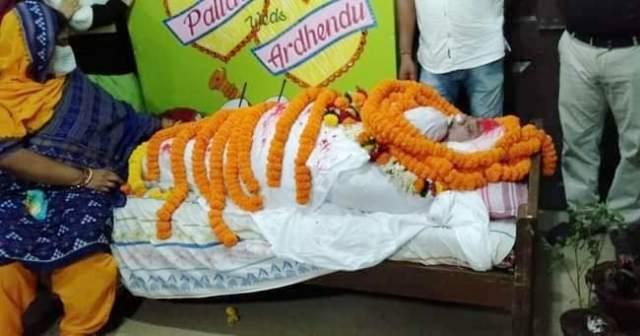 Pipili MLA Pradeep Maharathy