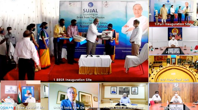 'Sujal' for 24×7 drinking water supply