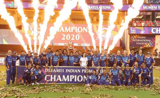 IPL 2020 Final-Dominant Mumbai Indians beat Delhi Capitals