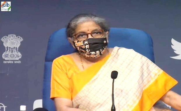 Nirmala Sitharaman announces Aatmanirbhar Bharat 3.0 Package