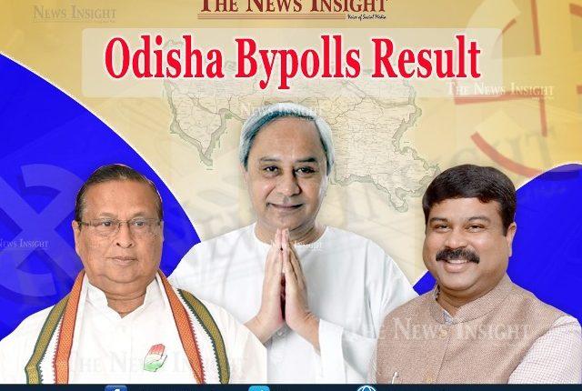 Odisha Bypolls 2020