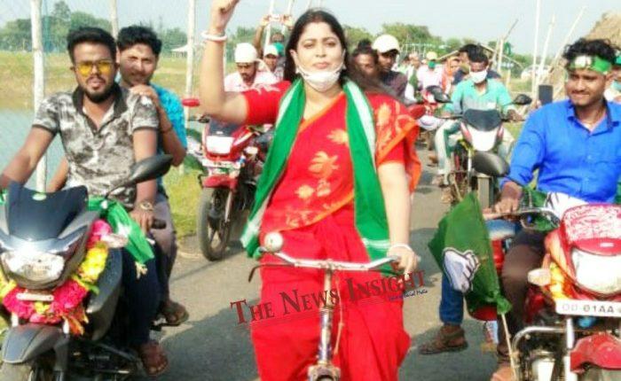 Elina Dash BJD Balasore