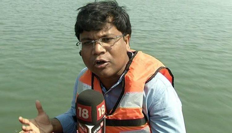 Crime Reporter Prabir Pradhan