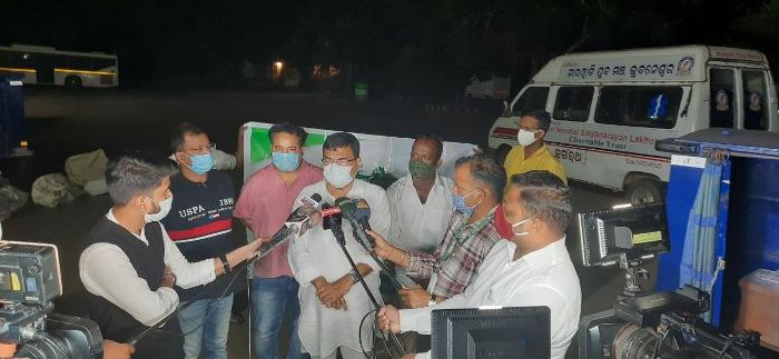 Odisha Mo Parivar Arup Patnaik