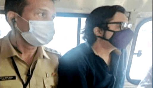 Arnab Goswami Jail