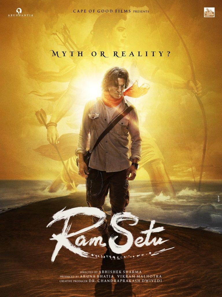 Akshay Kumar Ram Setu