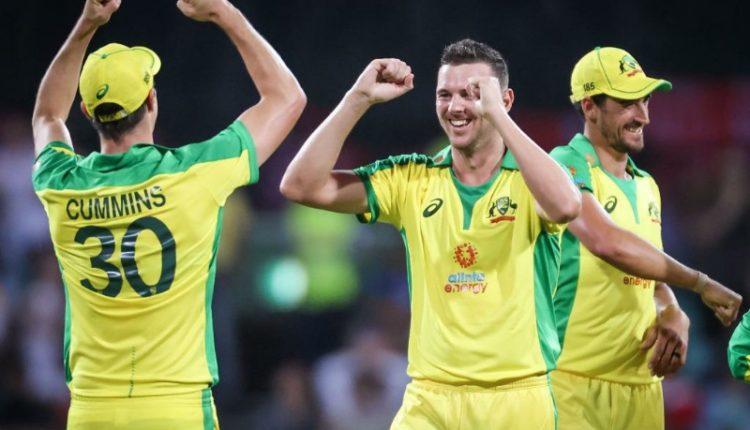 Australia beat India in Sydney ODI