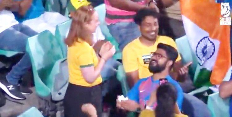 Indian Man Australian Girlfriend Sydney