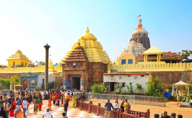 Puri Jagannath Temple to reopen in December