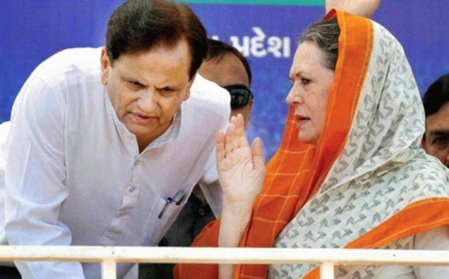 Sonia-Ahmed-Patel-Congress loses its Chanakya