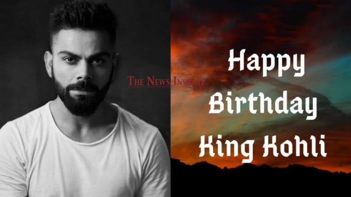 Virat Kohli's Birthday
