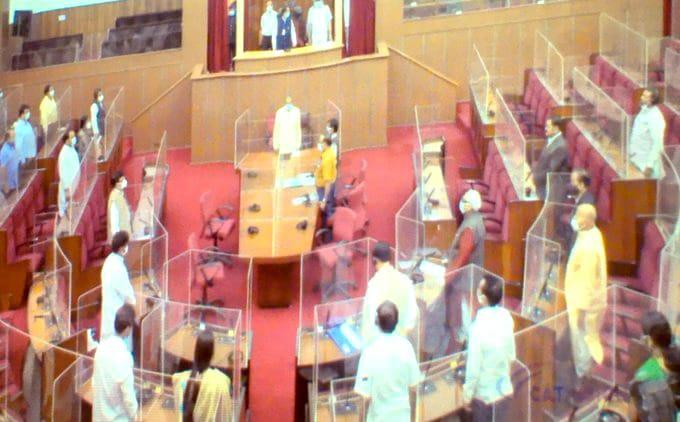 Winter session of Odisha Assembly adjourned sine die