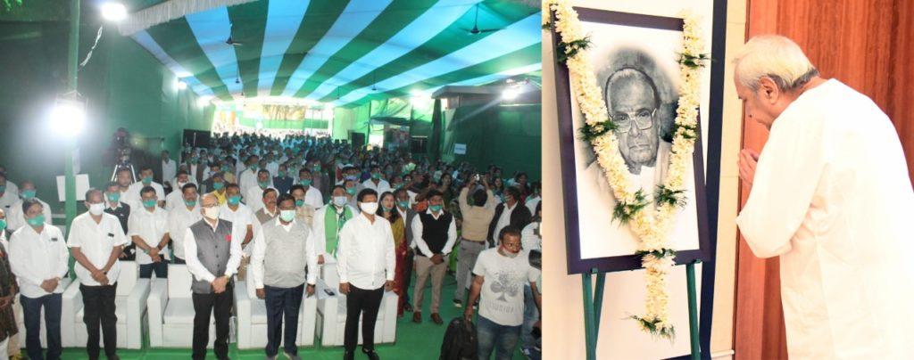 BJD Foundation Day-Naveen Patnaik