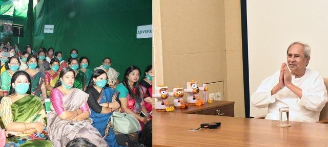 BJD Foundation Day-Naveen Patnaik on women