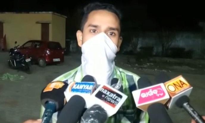 Nayagarh Pari Murder Case-SIT picks up Saroj Sethi