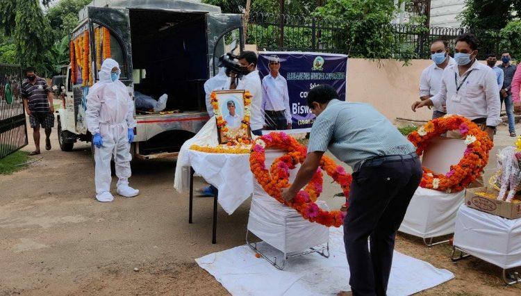 Covid Warriors Odisha Memorial